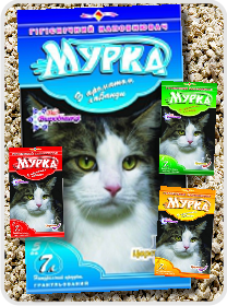 MURKA Pet Care Litter